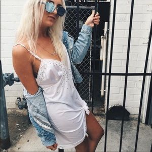 Brand new LF slip dress
